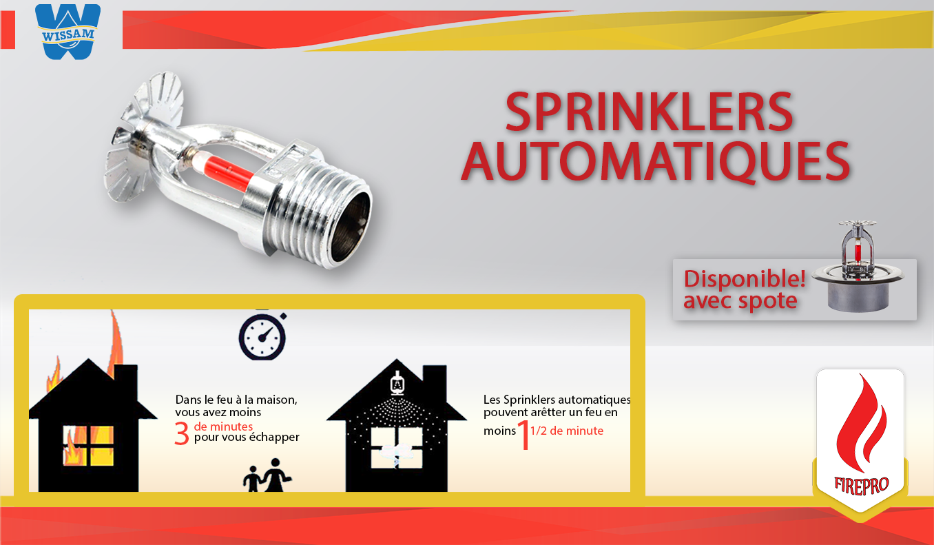 Spinklers Automatiques