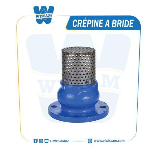 CRÉPINE A BRIDE