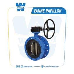 VANNE PAPILLON A VOULANT