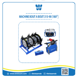 MACHINE BOUT A BOUT DN 315