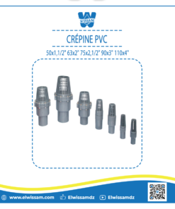 CREPINE-PVC